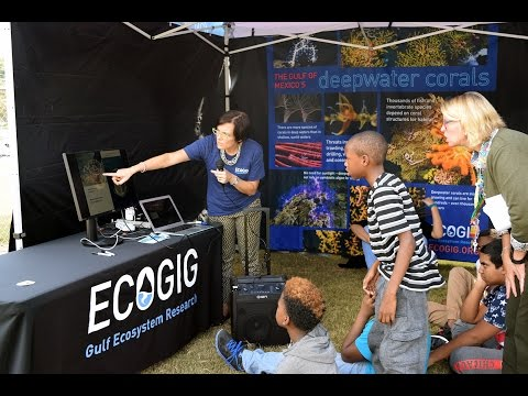ECOGIG Ocean Discovery Zone at Cowan Road Middle School