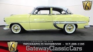 <h5>1954 Chevrolet Bel Air</h5>
