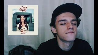Minha reação ao novo álbum da queria estar morta. Não me de Strike Lana você é minha 30 artista mais executada do lastfm.