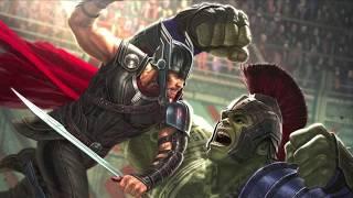 Video In The Face Of Evil By Magic Sword (Thor Ragnarok Comic-Con Trailer Music) MP3, 3GP, MP4, WEBM, AVI, FLV Maret 2018
