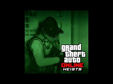 GTA 5 Online Heists'ten takım oyununa odaklı yeni video