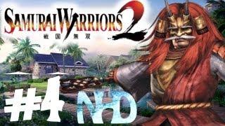 Let's Play Samurai Warriors 2 Shingen Takeda Ch4 Battle of Nagashino