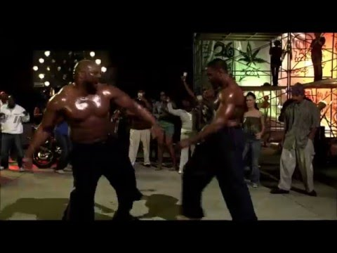Blood And Bone - Eighth Fight Scene Michael Jai White Vs Bob Sapp