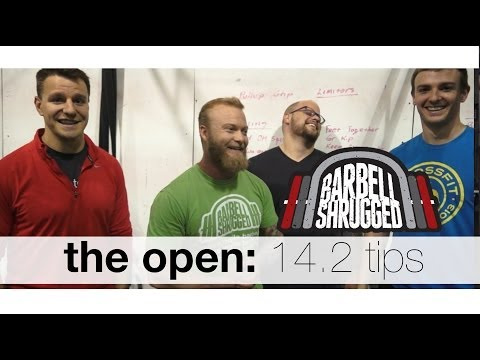 Overhead - http://www.BarbellShrugged.com SHARE THESE TIPS W/ YOUR FRIENDS! SUBSCRIBE to our channel here: http://bit.ly/1cuE85R LISTEN to the us on iTunes/Podcast App ...