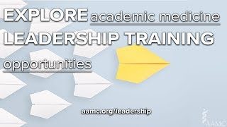AAMC's Leadership Week - Register