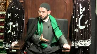 4th Night of Muharram: Imam Sajjad's (A) 'Rights of The Mother' by Syed Zaffar Abbas