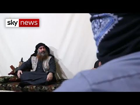 Is Islamic State Leader Abu Bakr Al Baghdadi Alive?