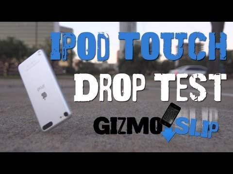 ipod Touch - Apple's latest version of the iPod Touch has been the most requested drop test for a while now. We couldn't wait to see how it would fair in a drop test. **S...