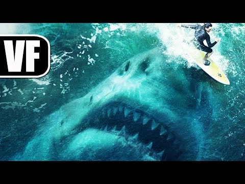 47 METERS DOWN Bande Annonce VF (Mandy Moore 2017) Requins
