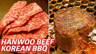 What Does the Most Expensive Korean BBQ Omakase Taste Like? — K-Town