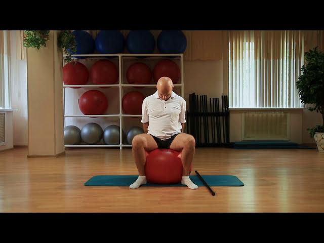 Шейная гимнастика