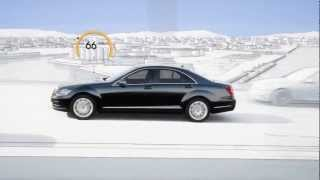Mercedes-Benz DISTRONIC PLUS with Steering Assist