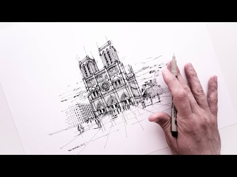 Travel Notes, Paris [06/50] - Notre Dame
