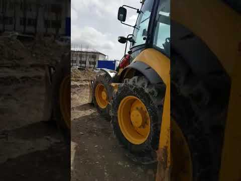 CATERPILLAR BACKHOE LOADERS 444F equipment video Oq1nrYoaffM