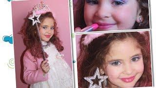 Video À peine 3 ans et elle nous montre comment faire le maquillage de Barbie (Video Tutoriel) MP3, 3GP, MP4, WEBM, AVI, FLV Oktober 2017