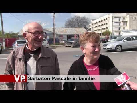 Sărbători Pascale în familie