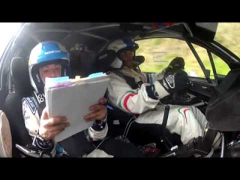 Peugeot: come si prepara un rally