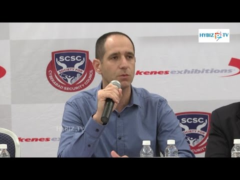 Eli Zilberman-National Conclave on Cyber Security