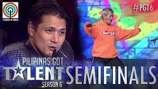 Video Pilipinas Got Talent 2018 Semifinals: Pedro Lachica - Pop & Lock MP3, 3GP, MP4, WEBM, AVI, FLV Desember 2018