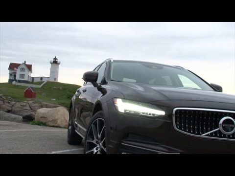 2017 Volvo V90 Cross Country - Complete Review
