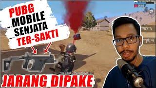 Video INI DIA SENJATA PALING SAKTI DI PUBG TAPI JARANG DIPAKE - PUBG MOBILE INDONESIA MP3, 3GP, MP4, WEBM, AVI, FLV Maret 2019
