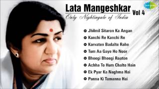 Best of Lata Mangeshkar - Vol 4 - Old Hindi Songs - Superhit Bollywood Collection