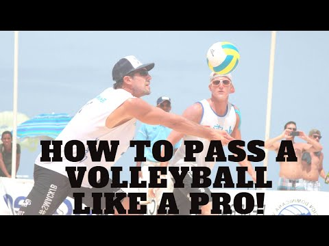 Advanced Beach Volleyball Passing Techniques: Early Platform W/ Volleycamp Hermosa And Mark Burik