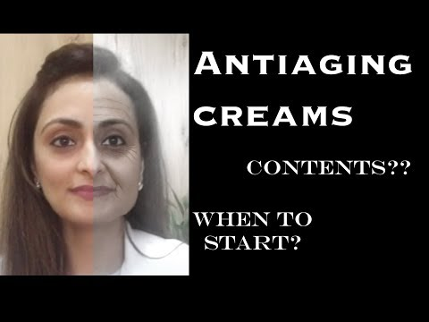 How To Slow Signs Of Ageing | Anti-aging Creams | When To Start | Contents
