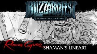 2.Blizzardfest 2014: Лайнарт Шамана