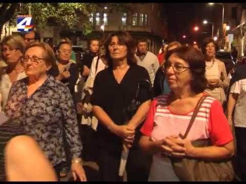 """Marcha """"Pasos por la Paz"""" a un mes del asesinato de David Fremd"""