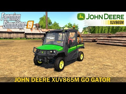John Deere Go Gator v1.0