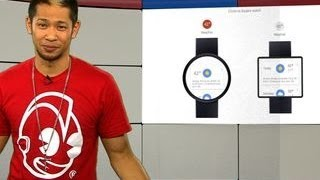 A smartwatch won't be Google's only wearable