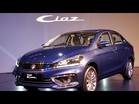 New 2018 Maruti Suzuki Ciaz Facelift: Features, Details, Prices From The Media Unveil