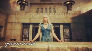Game of Thrones  Daenerys Targaryen Arise Like Fire  Fired Earth Music Tumblr: queencerxei.tumblr.com Instagram:...