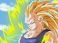 Super Saiyan 3 Goku Vs. Super Saiyan 3 Vegeta- Road to Dragon Ball Z Battle of Z