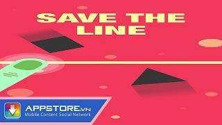[iOS Game] Save The Line - Bảo vệ đường thẳng - AppStoreVn, tin công nghệ, công nghệ mới