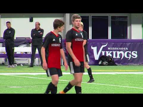 Boys Soccer Falls in State Championship Game to Wayzata