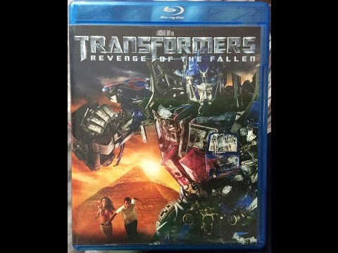 Opening to Transformers: Revenge of the Fallen 2009 Blu-ray (2011 Reprint)