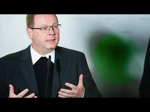 Katholische Kirche: Bätzing ist neuer Vorsitzender der  ...