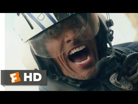 San Andreas (2015) - Helicopter Rescue Scene (1/10)   Movieclips
