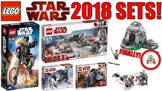Video LEGO Star Wars 2018 Sets PICTURES! | Awesome NEW LEGO Star Wars Sets! | Analysis MP3, 3GP, MP4, WEBM, AVI, FLV Desember 2017