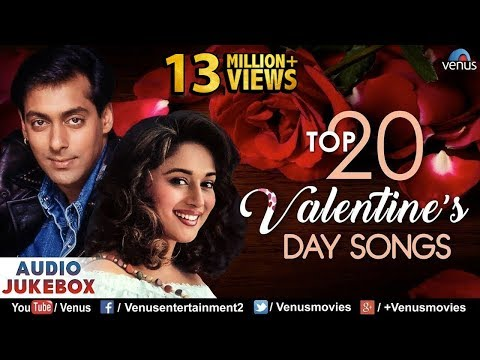 Download Top 20 Romantic Songs | 90's Hindi Love Songs | JUKEBOX | Evergreen Bollywood Romantic Songs HD Mp4 3GP Video and MP3