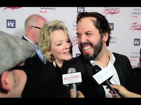 "Angus Sampson ""Bear Gerhardt"" at FX's Fargo Red Carpet Premiere Event #FargoFX"