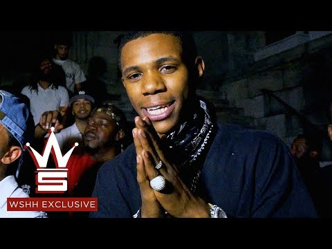 "Nun Feat. A Boogie Wit Da Hoodie ""Save Me"" (Meek Mill Remix) (WSHH Exclusive - Official Music Video)"