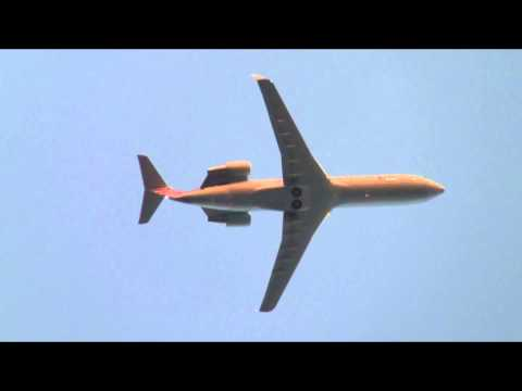LGA spotting 12/10/2015. American Eagle CRJ200