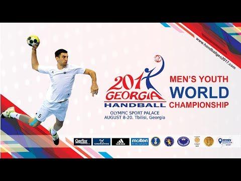 Korea - Russia (1/8 Final) IHF Men's Youth World Championship