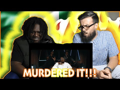 MI ABAGA - YOU RAPPERS SHOULD FIX UP YOUR LIVES || Americans React To African Music
