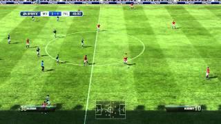 FIFA 2012 Manchester X Palmeiras PC high 1080P specs: Core i5 750 Sapphire HD5970.