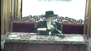 """הרב בן ציון מוצפי – מגילת אסתר (ה'תשע""""ה)"""