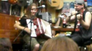 Wooden Pints (violin and accordion)
